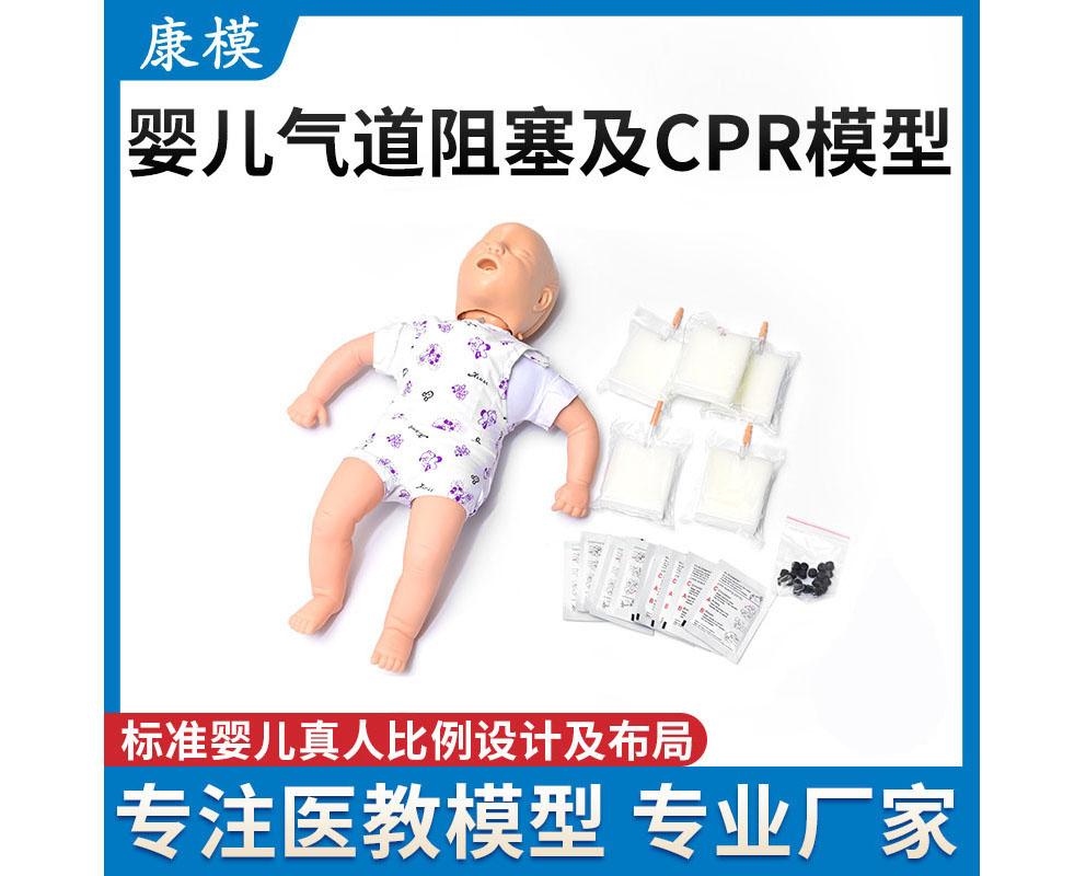 HL/CPR150 婴儿气道阻塞及CPR模型